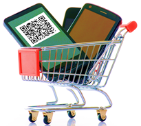 Smartphones improve shopping experience